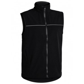 Bisley Men's Soft Shell Vest - Front