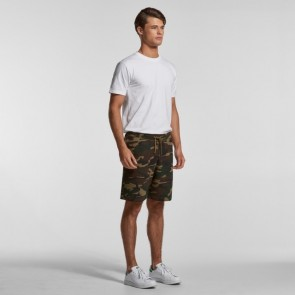AS Colour Men's Stadium Camo Shorts