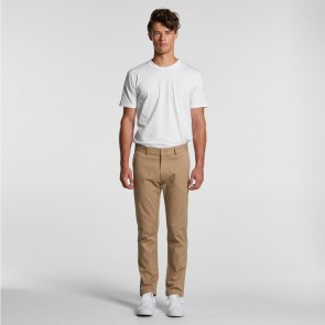 AS Colour Men's Standard Pants - Khaki Model Front