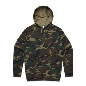 AS Colour Men's Stencil Camo Hood