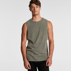 AS Colour Men's Stone Wash Barnard Tank