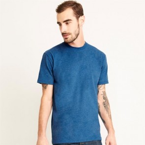 Next Level Men's Sueded Crew - Cool Blue Model