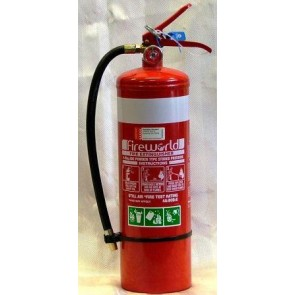 Mines Approved Dry Chemical ABE Fire Extinguisher 4.5KG