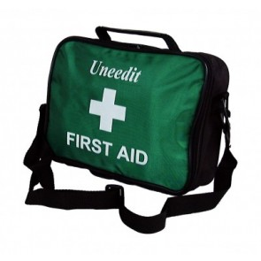 First Aid Vehicles Complete Soft Green/Black Case Plus
