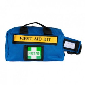 F.A.KIT: Complete National B STD Workplace Portable Medium - Soft Bag Kit