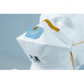 P1 Disposable Crossfold Valved Respirator