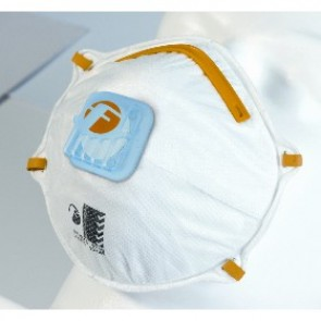 P1 Disposable Respirator - Valved  FR7712