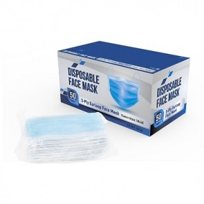 Personal Disposable Mask - 50PC Box