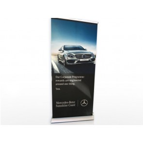 Pull Up Banner – Premium 2.0m x 0.84m - Sample 2