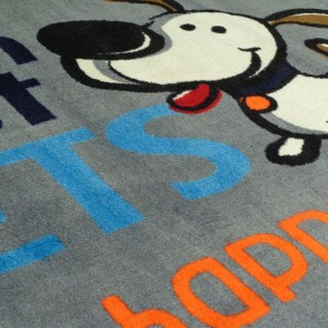 Print Plush Logo Mat 1150mm x 3000mm