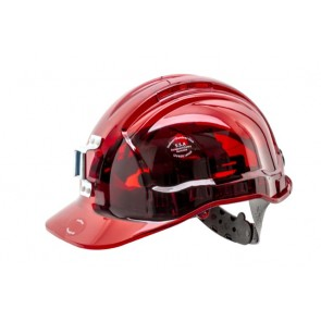 Clearview Miners Cap - Vented