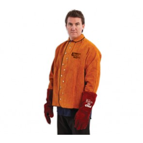 Red Welders Jacket