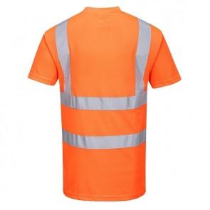Portwest Hi Vis T Shirt Orange