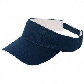 Sandwich Peak Visor - Navy White