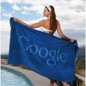 Signature Beach Towel Printed - SAMPLE PRINT