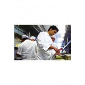 Chef Works St. Maarten White Chef Jacket