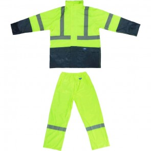 Team Tuflite Set Reflective Tape - LIME