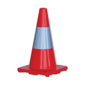 Traffic Cone - Reflective 450mm