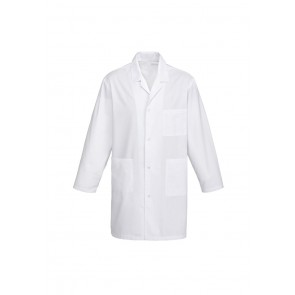 Biz Collection Unisex Classic Lab Coat