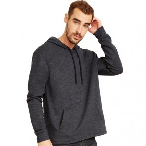 Next Level Unisex PCH Pullover Hoody - Heather Black Model