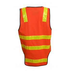 Budget Hi Vis Vic Roads Safety Day/Night Vest