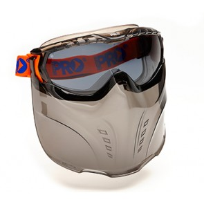 Pro Choice Vadar Goggle Shield Combination