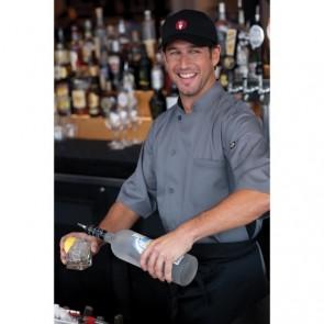 Chef Works Valais V-Series Chef Jacket - Grey