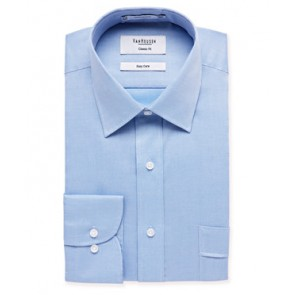 Van Heusen Mens Classic Fit Nail Head Shirt