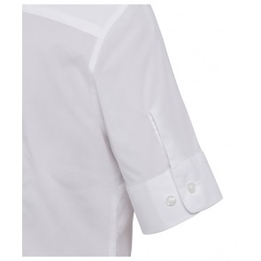 Van Heusen Womens Cotton Polyester Poplin Classic Fit Shirt