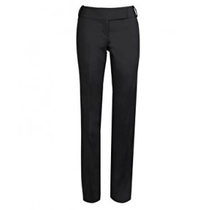 Van Heusen Womens Stretch Wool Blend Plain Weave Trouser