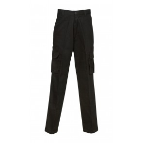 Budget Heavy Drill Cargo Trousers
