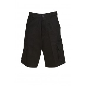 Blue Whale Heavy Drill Cargo Shorts