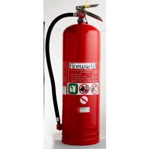 Water and AFFF Foam Fire Extinguisher 9.0 litres