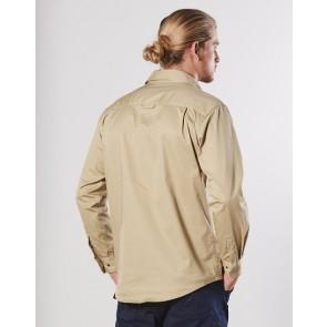 Winning Spirit Men's Stretch Long Sleeve Work Shirt