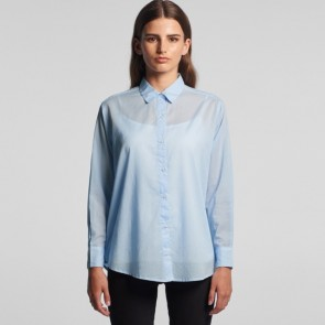 AS Colour WO's Oversized Shirt - Front