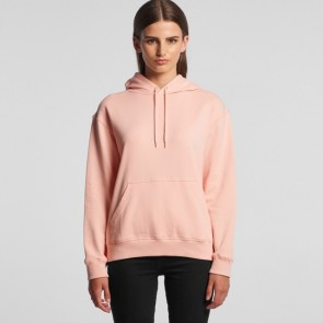 AS Colour WO's Premium Hood - Pale Pink Model Front