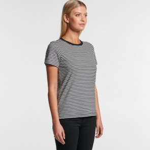 AS Colour WO's Bowery Stripe Tee