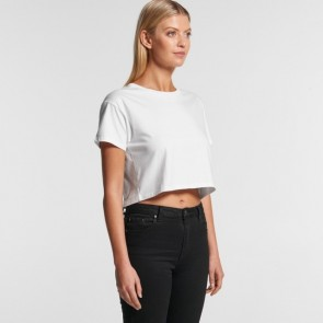 AS Colour WO's Crop Tee