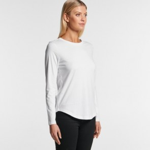 AS Colour WO's Curve Long Sleeve Tee