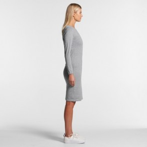 AS Colour WO's Organic Mika Long Sleeve Dress