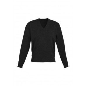 Biz Collection Men's Woolmix Pullover