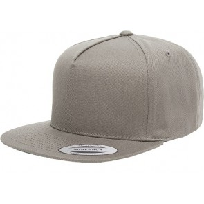 Yupoong Classic 5 Panel - Grey